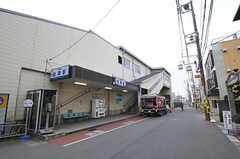 京成線・志津駅の様子。(2010-12-21,共用部,ENVIRONMENT,4F)