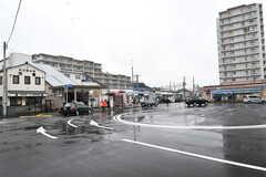 京成本線・京成佐倉駅の様子。(2017-10-17,共用部,ENVIRONMENT,1F)