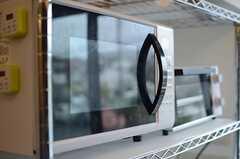 キッチン家電はアマダナでそろえています。(2014-09-25,共用部,KITCHEN,2F)