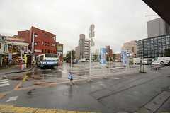 各線・成田駅前の様子。(2014-09-25,共用部,ENVIRONMENT,1F)