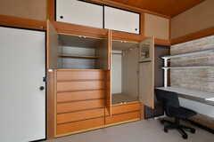 収納スペースがたっぷりあります。(103号室)(2020-03-03,専有部,ROOM,1F)