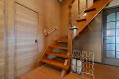 階段の様子。(2020-03-03,共用部,OTHER,1F)