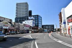 京成線・京成成田駅前の様子。(2020-03-03,共用部,ENVIRONMENT,1F)
