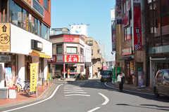 京成線・京成成田駅前の様子2。飲食店もあります。(2020-03-03,共用部,ENVIRONMENT,1F)