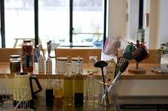 キッチンからの眺め。(2013-07-09,共用部,KITCHEN,1F)