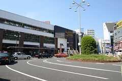 東京メトロ東西線・浦安駅の様子。(2013-07-09,共用部,ENVIRONMENT,1F)