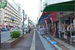 各線・勝田台駅周辺の様子。(2016-08-31,共用部,ENVIRONMENT,2F)