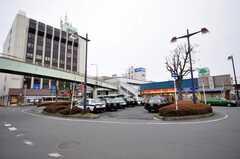 京成線八千代台駅の様子。(2009-02-26,共用部,ENVIRONMENT,1F)