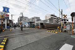 JR・笹原駅の様子。(2017-02-06,共用部,ENVIRONMENT,1F)