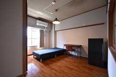 専有部の様子。(202号室)(2016-08-02,専有部,ROOM,2F)