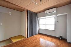 専有部の様子。(402号室)(2016-08-02,専有部,ROOM,4F)