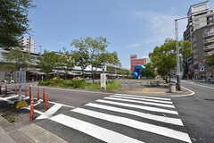 地下鉄福岡空港線・姪浜駅の様子。(2016-08-02,共用部,ENVIRONMENT,1F)