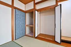 収納スペースも多めです。(103号室)(2017-02-06,専有部,ROOM,1F)