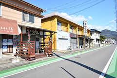 駅周辺には飲食店もあります。(2017-02-06,共用部,ENVIRONMENT,1F)