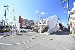 JR・九産大前駅の様子。(2017-02-06,共用部,ENVIRONMENT,1F)