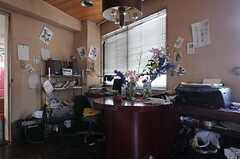 ドミトリーの様子3。(301号室)(2011-03-26,専有部,ROOM,3F)