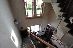 階段の様子。(2011-03-26,共用部,OTHER,4F)
