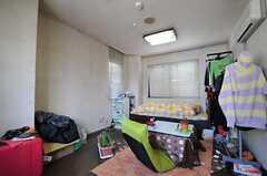 ドミトリーの様子。(402号室)(2011-03-26,専有部,ROOM,4F)