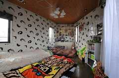 ドミトリーの様子。(401号室)(2011-03-26,専有部,ROOM,4F)