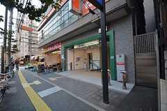 福岡市営地下鉄七隈線・薬院大通駅の様子。(2014-10-15,共用部,ENVIRONMENT,1F)