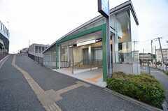 市営地下鉄七隈線・梅林駅の様子。(2015-11-05,共用部,ENVIRONMENT,1F)