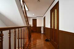 廊下の様子。(2020-12-01,共用部,OTHER,3F)