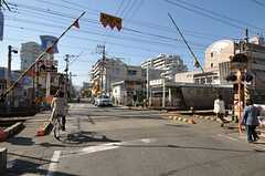 JR鹿児島本線・笹原駅の様子。(2011-11-26,共用部,ENVIRONMENT,1F)