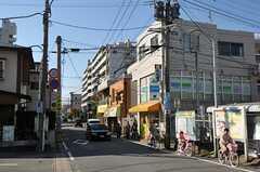 JR鹿児島本線・笹原駅前の様子。(2011-11-26,共用部,ENVIRONMENT,1F)