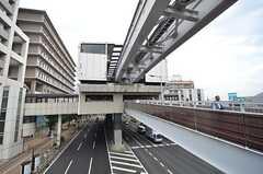北九州高速鉄道・香春口三萩野駅の様子。(2014-07-12,共用部,ENVIRONMENT,1F)