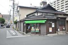 近所にある昔ながらの駄菓子屋さん。(2014-07-12,共用部,ENVIRONMENT,1F)