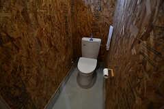 トイレの様子。(2016-11-29,共用部,OTHER,1F)