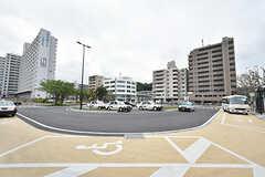 JR鹿児島本線・東郷駅前の様子。(2016-06-07,共用部,ENVIRONMENT,1F)
