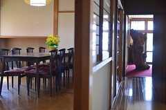 廊下の様子。(2013-05-17,共用部,OTHER,1F)