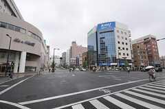 各線・高崎駅前の様子。(2011-05-11,共用部,ENVIRONMENT,1F)