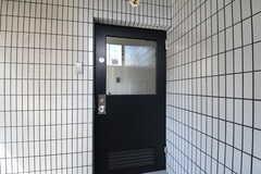 共用部のドアの様子。(2019-04-13,共用部,OTHER,2F)