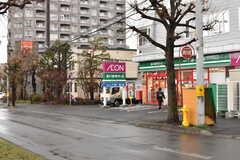 札幌市営地下鉄東豊線・学園前駅周辺の様子。(2017-04-18,共用部,ENVIRONMENT,1F)