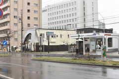 札幌市営地下鉄東豊線・学園前駅の様子。(2017-04-18,共用部,ENVIRONMENT,1F)