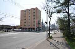 シェアハウスの近くのセイコーマート。(2012-05-10,共用部,ENVIRONMENT,1F)
