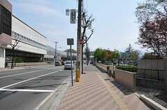 札幌市営地下鉄南北線・自衛隊前駅前の様子。(2012-05-10,共用部,ENVIRONMENT,1F)