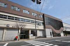 札幌市営地下鉄南北線・自衛隊前駅の様子。(2012-05-10,共用部,OUTLOOK,1F)