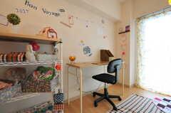 専有部の様子2。(204号室)※モデルルームです。(2013-08-27,専有部,ROOM,2F)