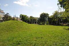 近所の公園。(2013-08-27,共用部,ENVIRONMENT,1F)