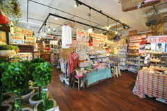 オーナーさんが運営しているシェアハウス近くの雑貨屋さん2。(2014-06-04,共用部,ENVIRONMENT,1F)