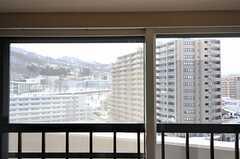 専有部からの景色。(8012号室)(2013-03-25,専有部,ROOM,8F)