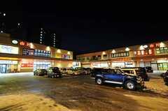 札幌市営地下鉄東豊線・学園前駅近くのショッピングモール。(2011-12-11,共用部,ENVIRONMENT,1F)