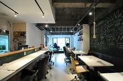 Coworking Cafe 36店内の様子3。(2012-10-03,共用部,OTHER,1F)