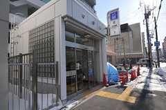 札幌市営地下鉄・中の島駅の様子。(2012-02-21,共用部,ENVIRONMENT,1F)