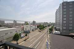 屋上から見た景色。(2014-06-04,共用部,OTHER,5F)
