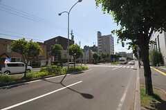 札幌市営地下鉄東豊線・学園前駅前の様子。(2014-06-04,共用部,ENVIRONMENT,1F)