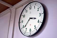 リビングの時計。(2012-10-03,共用部,OTHER,1F)